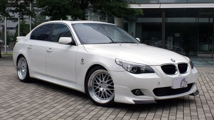 2008 BMW 5er ( E60 ) M Sports Package by 3D Design 9