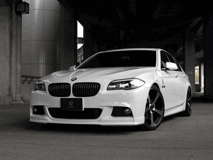 2011 BMW 5er ( F10 ) M Sports Package by 3D Design 1