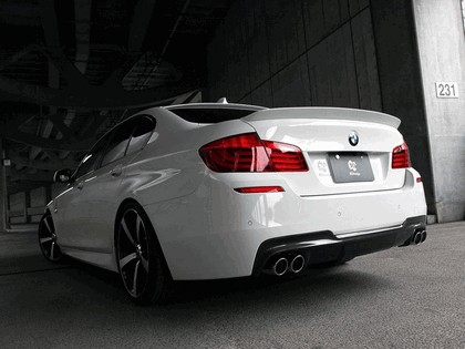 2011 BMW 5er ( F10 ) M Sports Package by 3D Design 6