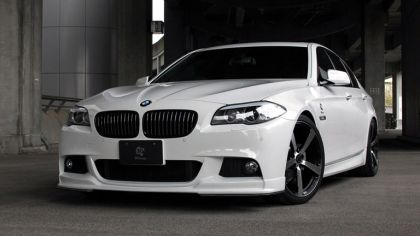 2011 BMW 5er ( F10 ) M Sports Package by 3D Design 2