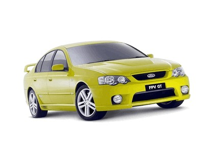 2003 Ford FPV GT ( BA ) 1