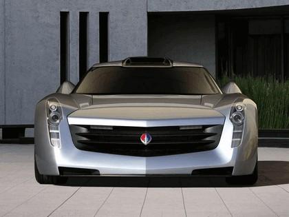 2006 Jay Leno GM Turbine-Powered EcoJet concept 4