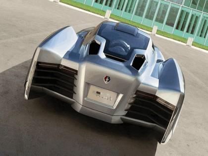 2006 Jay Leno GM Turbine-Powered EcoJet concept 5