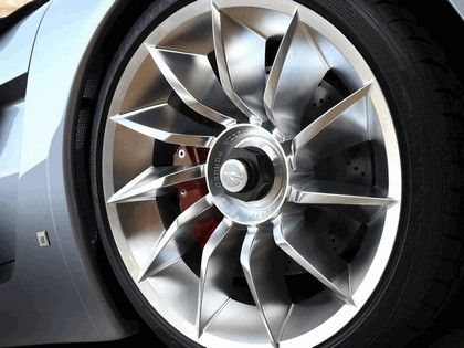 2006 Jay Leno GM Turbine-Powered EcoJet concept 12