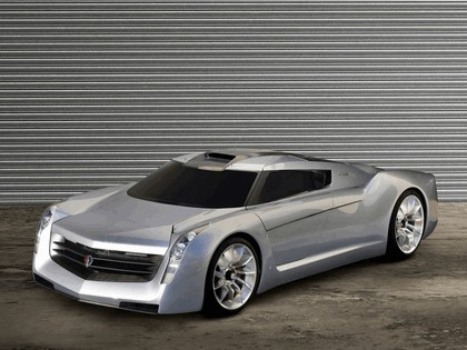 2006 Jay Leno GM Turbine-Powered EcoJet concept 13