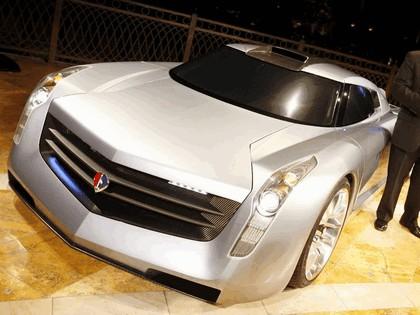 2006 Jay Leno GM Turbine-Powered EcoJet concept 16