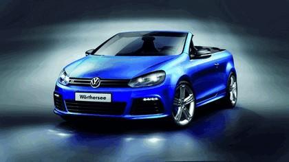 2011 Volkswagen Golf R concept 2