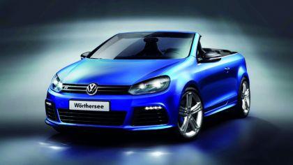 2011 Volkswagen Golf R concept 6
