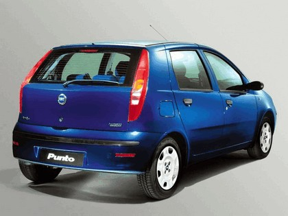 1999 Fiat Punto 5-door 2