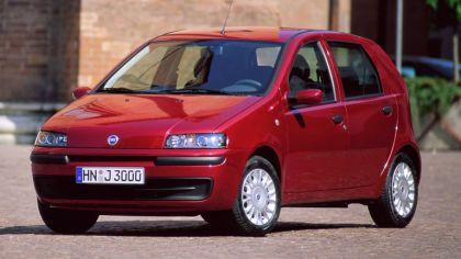 1999 Fiat Punto 5-door 4