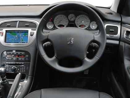 2004 Peugeot 607 - UK version 6