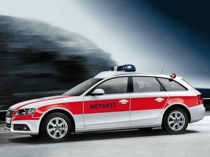 2011 Audi A4 Avant Notarzt 1