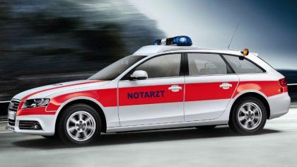 2011 Audi A4 Avant Notarzt 8