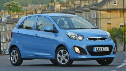 2011 Kia Picanto - UK version 1