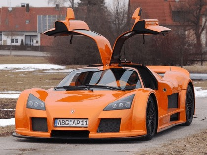 2006 Gumpert Apollo 4
