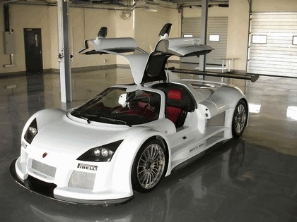 2006 Gumpert Apollo 9