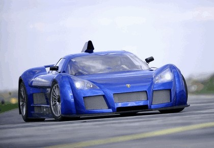 2006 Gumpert Apollo 15