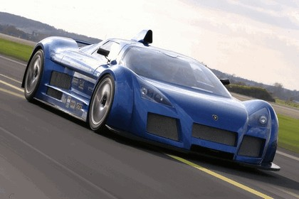 2006 Gumpert Apollo 17