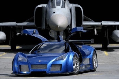 2006 Gumpert Apollo 21