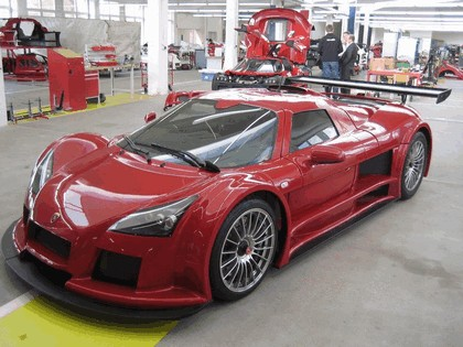2006 Gumpert Apollo 31