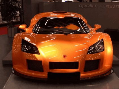 2006 Gumpert Apollo 32