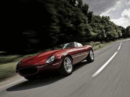 2011 Jaguar E-type speedster by Eagle 3