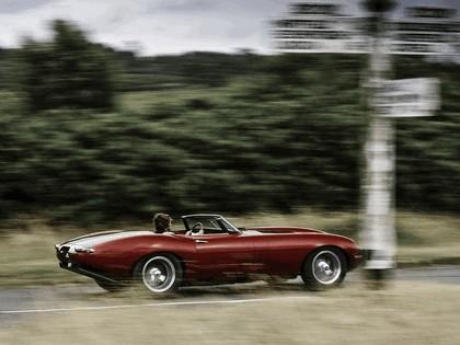 2011 Jaguar E-type speedster by Eagle 5