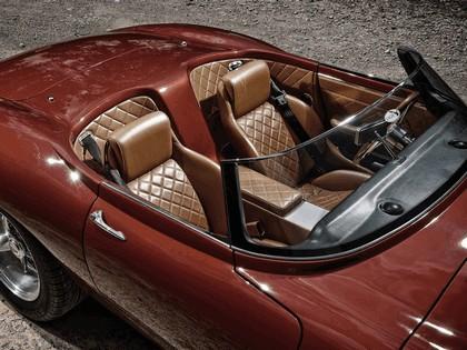 2011 Jaguar E-type speedster by Eagle 8