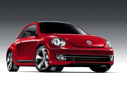 2011 Volkswagen Beetle Turbo 1