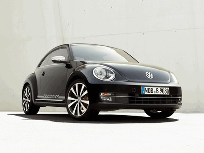 2011 Volkswagen Beetle Turbo 3