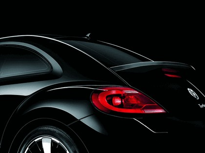 2011 Volkswagen Beetle Turbo 9