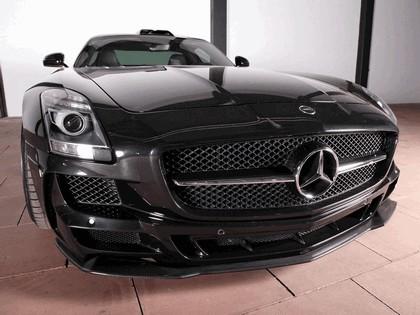 2011 Mercedes-Benz SLS AMG by Mec Design 2