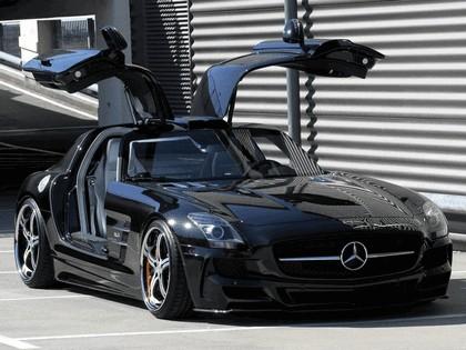 2011 Mercedes-Benz SLS AMG by Mec Design 3