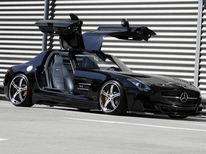2011 Mercedes-Benz SLS AMG by Mec Design 4