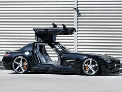 2011 Mercedes-Benz SLS AMG by Mec Design 5