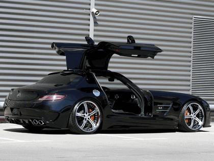 2011 Mercedes-Benz SLS AMG by Mec Design 7
