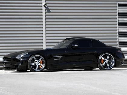 2011 Mercedes-Benz SLS AMG by Mec Design 9