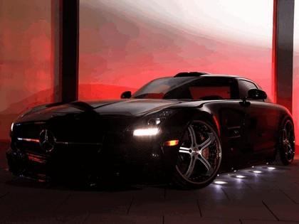 2011 Mercedes-Benz SLS AMG by Mec Design 18