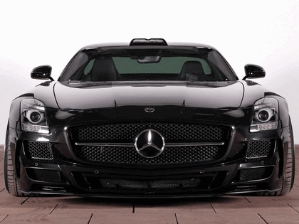 2011 Mercedes-Benz SLS AMG by Mec Design 24