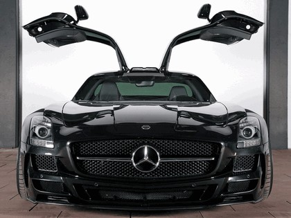 2011 Mercedes-Benz SLS AMG by Mec Design 26