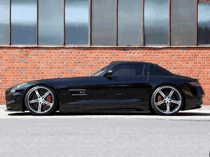 2011 Mercedes-Benz SLS AMG by Mec Design 30