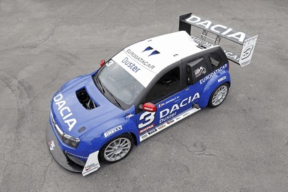 2011 Dacia Duster No Limit - Pikes Peak 1