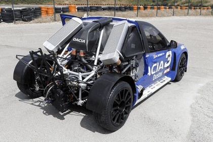 2011 Dacia Duster No Limit - Pikes Peak 12
