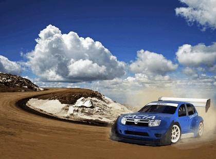 2011 Dacia Duster No Limit - Pikes Peak 38