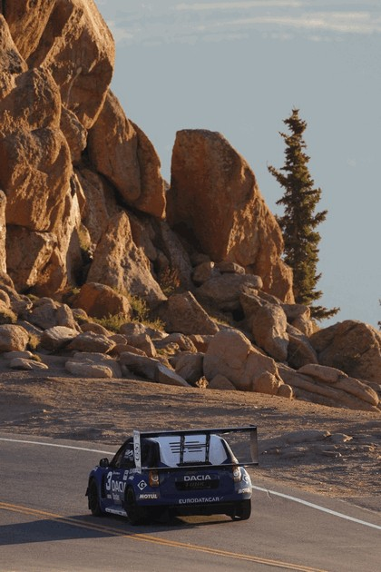 2011 Dacia Duster No Limit - Pikes Peak 50