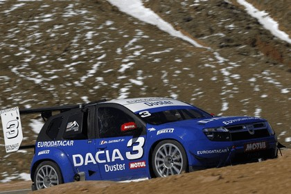 2011 Dacia Duster No Limit - Pikes Peak 53