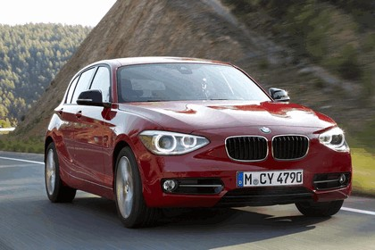 2011 BMW 118i sport line 26