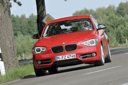 2011 BMW 118i sport line 125
