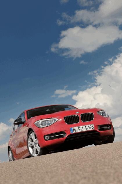 2011 BMW 118i sport line 142
