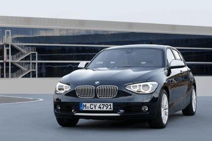 2011 BMW 120d urban line 1
